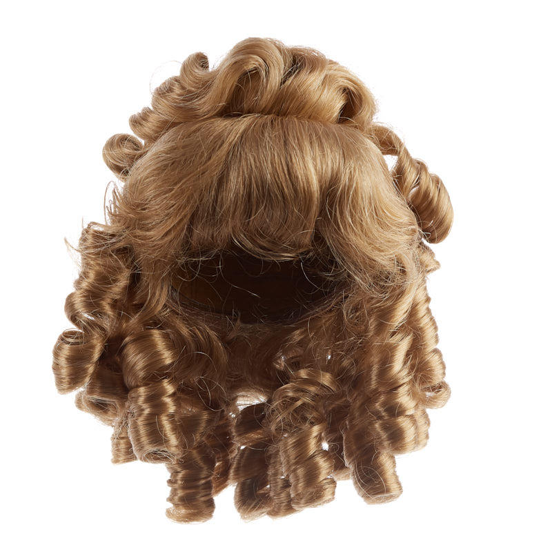 Antina/'s Strawberry Blonde Doll Wig3 Pieces