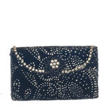 Fete Rhinestone Elegance Collectible Doll Purse