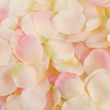 Peach Silk Rose Petals