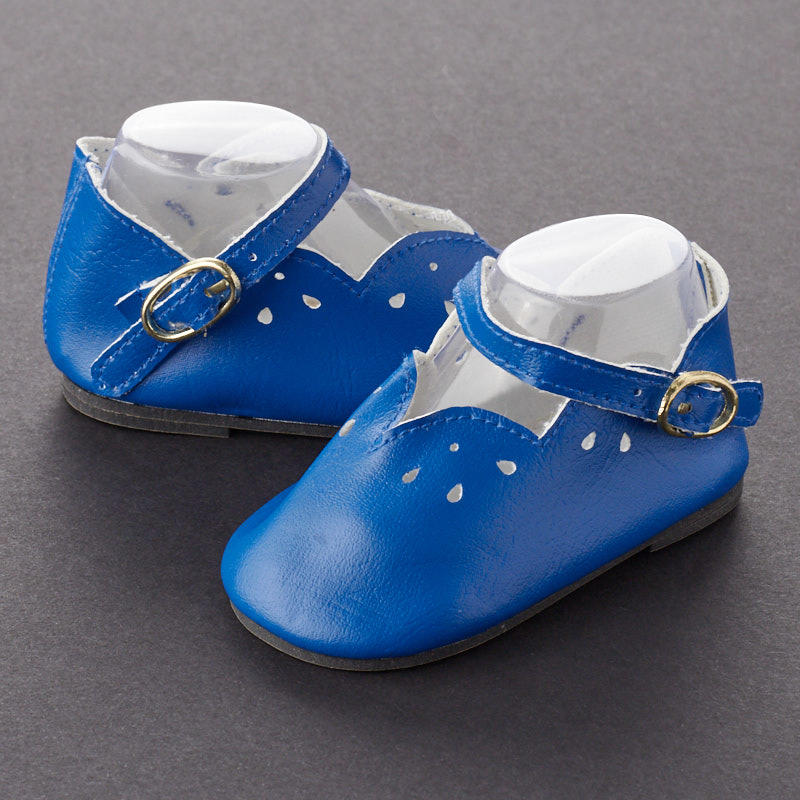 a3f9c5e5599d1 Tallina's Blue Dressy Style Doll Shoes