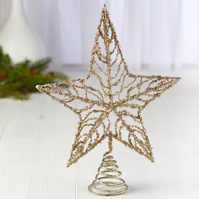 Casa e cucina Treetopper gold shine Decorazioni per interni ...