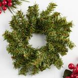 Artificial Canadian Pine Wreath