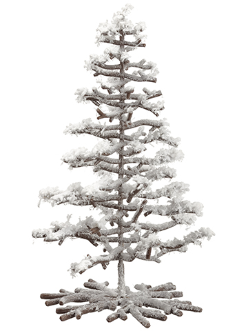 100% authentic 39612 64bf0 Snowy White Twig Christmas Tree