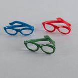 Mini Plastic Reading Glasses - True Vintage