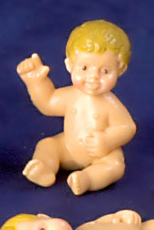 2019 Hot Sale Best Price 80 Pieces Mini Plastic Baby Favor