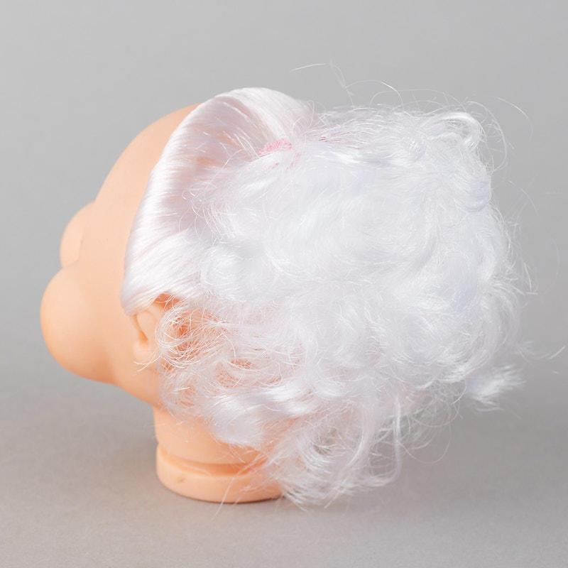 Grandma Vinyl Doll Head True Vintage New Items