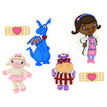 Dress It Up Disney's Doc McStuffins Buttons