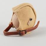 1:6 Miniature WW2 Aviator Cap - Vintage Find