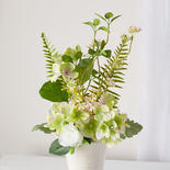 Lavender and Blue Artificial Hydrangea Bouquet