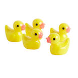 Miniature Bright Yellow Duckies