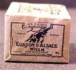 Miniature Wine Case