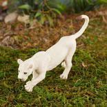 Papo Mini Realistic White Young Lioness Figurine